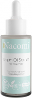 Nacomi - Argan Oil Serum For Dry Ends - Hair serum for hair ends  - 40 ml