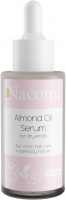 Nacomi - Almond Oil Serum For Dry Ends- Hair serum for hair ends with sweet almond oil - 40 ml
