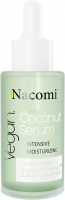 Nacomi - Vegan Coconut Serum Intensive Moisturizing - Serum ultranawilżające do twarzy - 40 ml
