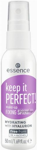 Essence - Keep It Perfect! Make-Up Fixing Spray - Utrwalacz do makijażu w spray'u - 50 ml