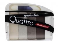 Pierre René - Eyeshadow Quattro - Poczwórny cień do powiek
