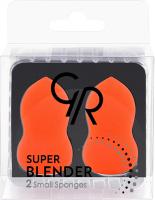 Golden Rose - SUPER BLENDER 2 Small Sponges - Zestaw 2 gąbek do makijażu