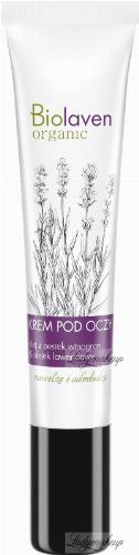 BIOLAVEN - Moisturizing and rejuvenating eye cream - 15 ml