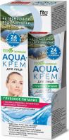Fito Cosmetic - Aqua face cream - Deep moisturizing for dry and sensitive skin - 45 ml