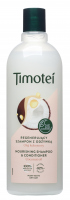 Timotei - Nourishing Shampoo & Conditioner - 2in1 shampoo with conditioner for dry hair - Coconut oil - 400 ml