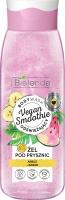 Bielenda - VEGAN SMOOTHIE - BODY WASH - Refreshing shower gel - Watermelon + Banana - 400 g