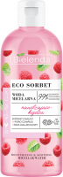 Bielenda - ECO SORBET - MICELLAR WATER - Moisturizing and soothing micellar water - 500 ml