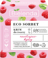 Bielenda - ECO SORBET - FACE CREAM - Moisturizing and soothing face cream - 50 ml