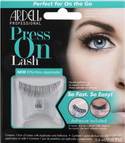 ARDELL - Press On Lashes - Sztuczne rzęsy na pasku z aplikatorem