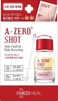 MEDIHEAL - A ZERO SHOT Skin Control Pink Dressing - Płyn redukujący niedoskonałości skórne - 13 g