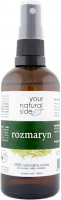 Your Natural Side - Rosemary - 100% Natural rosemary water for the face, body and hair - 100 ml