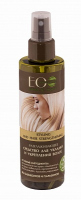 ECO Laboratorie - STYLING AND HAIR STRENGTHENING - Strengthening and regenerating hair styling mist - 200 ml
