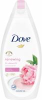 Dove - Renewing Shower Gel - Shower Gel - Peony & Rose Oil - 500 ml