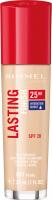 RIMMEL - LASTING FINISH 25HR - Long-lasting foundation with a moisturizing effect - 30 ml