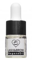 Lash Brow - Regene Oil - Natural Eyelash and Eyebrow Oil