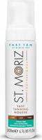 ST. MORIZ - Fast Tanning Mousse - Instant body tanning mousse - 200 ml
