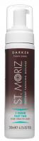 ST. MORIZ - Instant Tanning Mousse - Samoopalacz do ciała w musie - Darker Than Dark - 200 ml