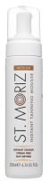 ST. MORIZ - Instant Tanning Mousse - Samoopalacz w musie - Medium - 200 ml