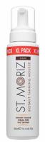 ST. MORIZ - Instant Tanning Mousse - Samoopalacz w musie - Dark - XL Pack - 300 ml