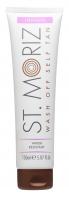 ST. MORIZ - Instant Wash Off Self Tan - Wodoodporny zmywalny samoopalacz do ciała - 150 ml