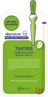 MEDIHEAL - TEATREE CARE SOLUTION ESSENTIAL MASK EX. - Maska w płachcie kojąco-ujędrniająca - Drzewo herbaciane - 25 ml