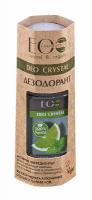 ECO Laboratorie - Deo Crystal - Dezodorant do ciała - Cytryna i pomarańcza - 50 ml