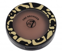 W7 - The Bronzer Matte Compact - Matowy puder brązujący