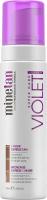 MineTan - Self Tan Foam - Pianka samoopalająca do ciała - Violet - 200 ml