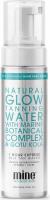 MineTan - Natural Glow Self Tan Water - Stopniowo brązująca pianka do ciała - 200 ml