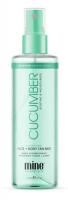 MineTan - Cucumber Face + Body Tan Mist - Ogórkowa mgiełka samoopalająca do ciała - 177 ml