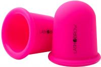 LashBrow - Silikonowa bańka do masażu ciała - Antycellulitowa - XL