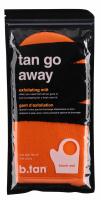 MineTan - Tan Go Away - Peelingująca rękawica do usuwania opalenizny - Pomarańczowa
