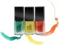 ELF - Zestaw 3 lakierów do paznokci