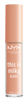 NYX Professional Makeup - This Is Milky Gloss - Lip gloss