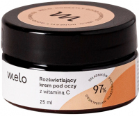 Melo - Rozświetlający krem pod oczy z witaminą C - 25 ml
