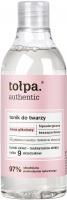 Tołpa - Authentic - Tonik do twarzy z kwasem glikolowym - 200 ml