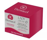 Dermacol - Lady Cream - Krem rewitalizujący na dzeiń - OPTYMALNE ODŻYWIENIE