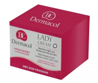 Dermacol - Lady Cream - Revitalizing Day Cream - OPTIMAL NUTRITION