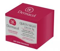 Dermacol - Queen Night Cream - Krem rewitalizujący na noc - ODŻYWIENIE I REGENERACJA