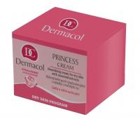 Dermacol - Princess Cream - Krem przeciwzmarszczkowy na dzień i na noc - OCHRONA W DZIEŃ I W NOCY