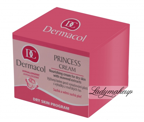 Dermacol - Princess Cream - Anti-wrinkle Day and Night Cream