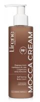 Lirene - MOCCA CREAM - Self Tanning Body Cream - Bronzing moisturizing cream with organic coconut water - 190 ml