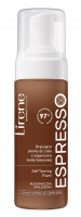 Lirene - ESPRESSO - Self Taning Foam - Brązująca pianka do ciała z organiczną wodą kokosową - Ciemna karnacja - 150 ml