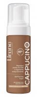 Lirene - CAPPUCINO - Self Taning Foam - Brązująca pianka do ciała z organiczną wodą kokosową - Jasna karnacja - 150 ml