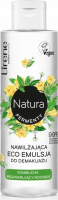 Lirene - Natura Fermenty - Moisturizing Eco emulsion for make-up removal - Kombucha & Rooibos - 200 ml