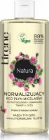 Lirene - NATURA - Normalizujący Eco płyn micelarny - 400 ml