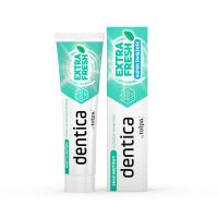 Dentica by Tołpa - EXTRA FRESH - Odświeżająca pasta do zębów - Miętowa - 100 ml