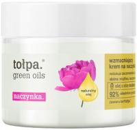 Tołpa - Green Oils - Wzmacniający krem do twarzy - Dzień/Noc - 50 ml