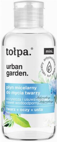 Tołpa - Urban Garden. - Płyn micelarny do mycia twarzy - MINI - 100 ml