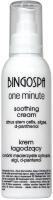 BINGOSPA - One Minute - Soothing Cream - Łagodzący krem do twarzy z komórkami macierzystymi cytrusów, algami i d-panthenolem - 135 g